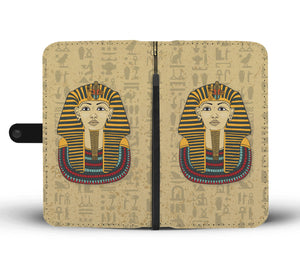 King Tut Ancient Egyptian Wallet Case - Pharao Store
