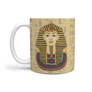 King Tut Ancient Egyptian Mug - Pharao Store