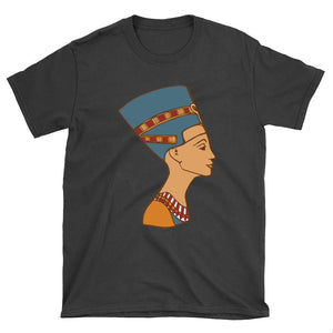 Nefertiti Ancient Egyptian T-shirt - Pharao Store