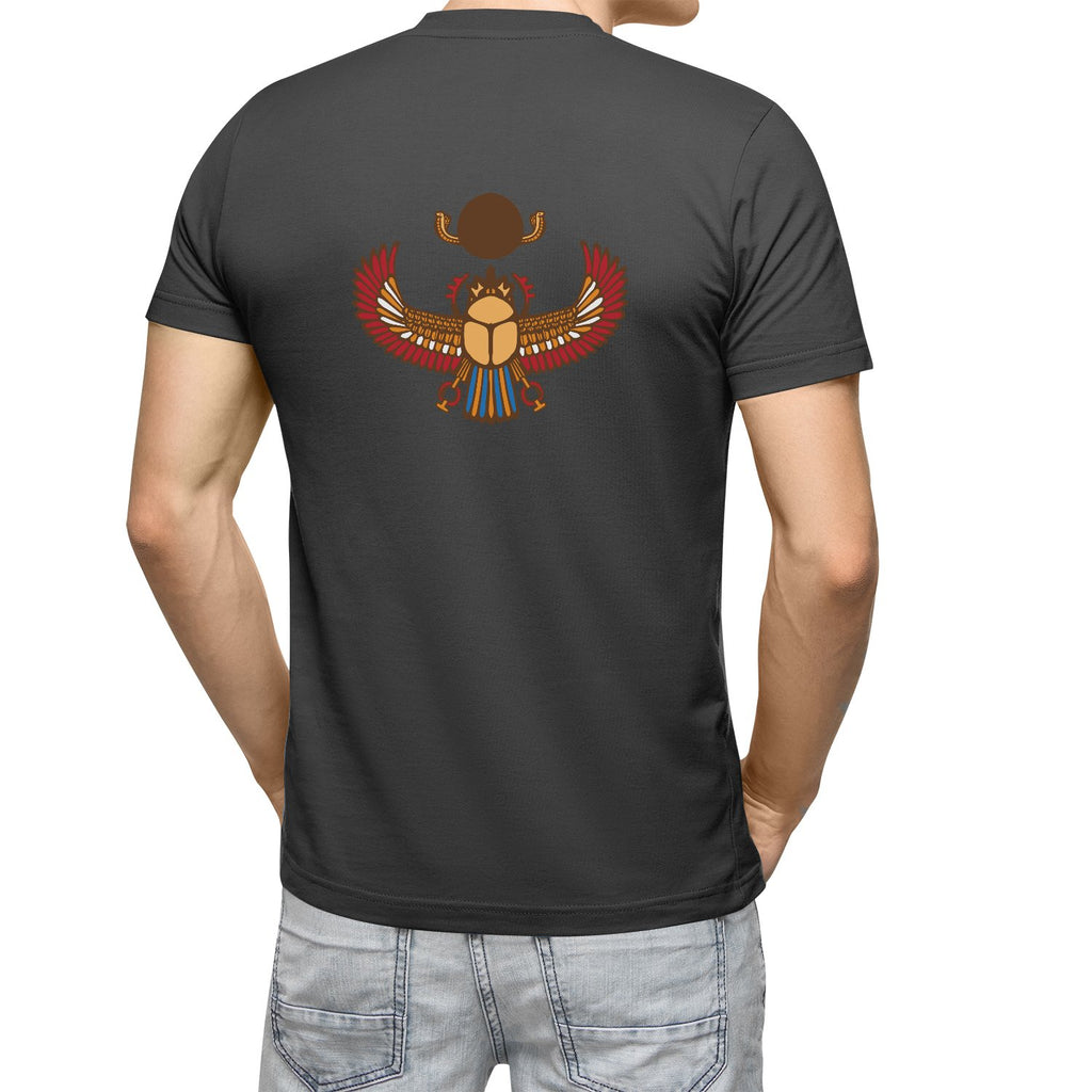 Scarab Ancient Egyptian T-shirt - Pharao Store