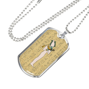 Ancient Egyptian Dog Tag - Pharao Store