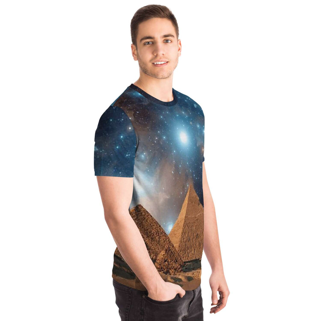 Egyptian T-shirt all-over print - Pharao Store
