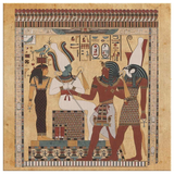 Egyptian Canvas Wall Art (ٍSquare)