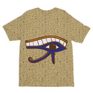 Eye of Horus Egyptian Kids T-shirt all-over print - Pharao Store