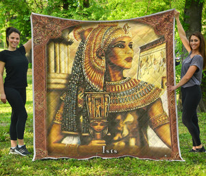 Ancient Egyptian Quilt - Pharao Store
