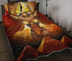 Egyptian Quilt Bed Set - Pharao Store