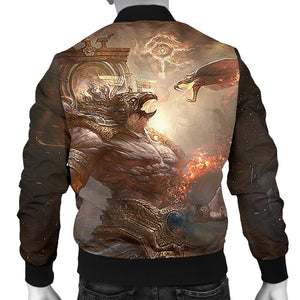 Egyptian Men's Bomber Jacket - Pharao Store