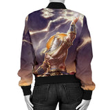 Egyptian Women's Bomber Jacket - Pharao Store
