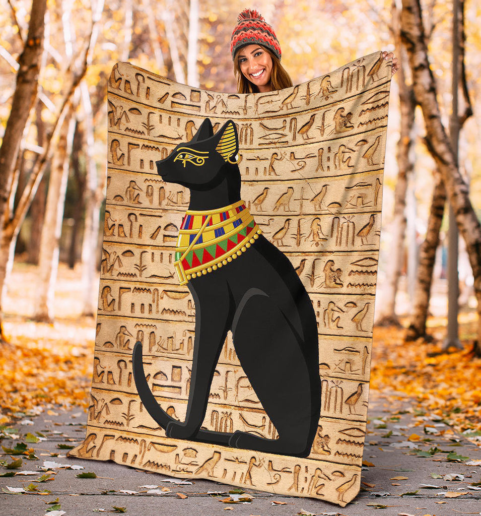 Ancient Egyptian Blanket - Pharao Store