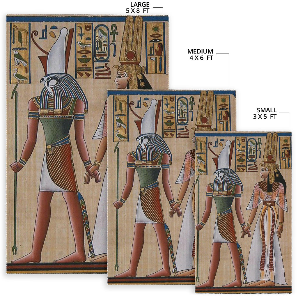 Egyptian Area Rug - Pharao Store