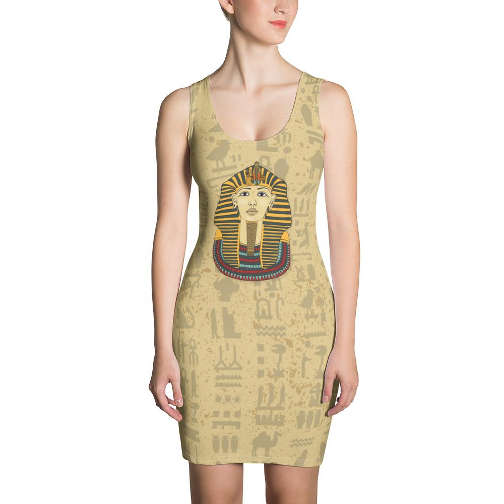 King Tut Ancient Egyptian Dress - Pharao Store