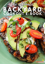 Load image into Gallery viewer, The Ultimate Backyard Cookout E-Book