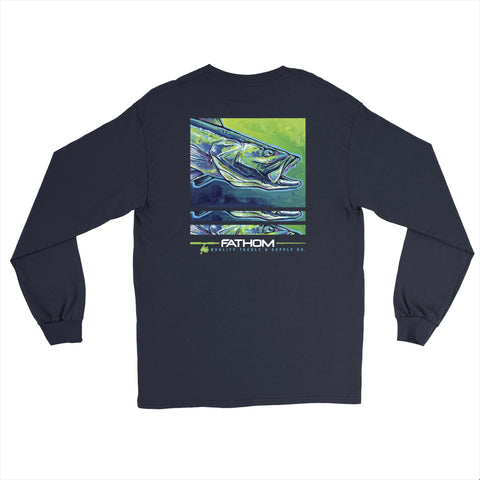 Electric Trout Long Sleeve T