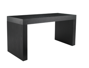 Black Urban Counter Height Dining Table