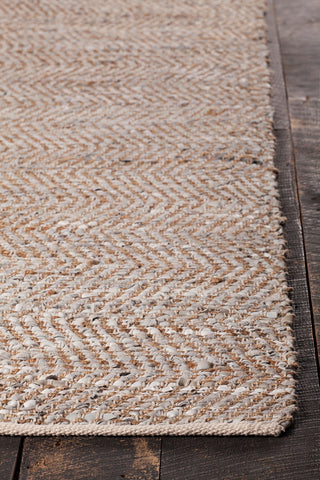 Timor Rug (Leather Knit)