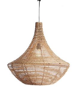 Borneo Pendant Lighting in Natural