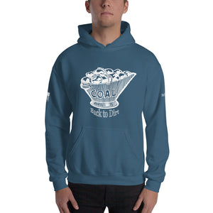 Coal Miner Hooded Sweatshirt