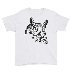 Youth Owl Short Sleeve T-Shirt
