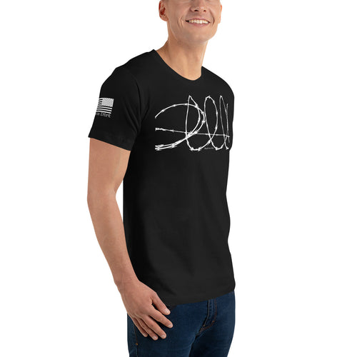 Men's Barbed Wire T-Shirt