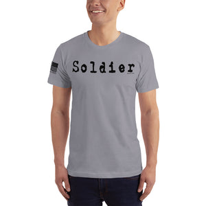 Personal Courage Soldier Men's T-Shirt