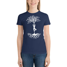 Load image into Gallery viewer, Spirit Tree Short Sleeve Women's T-Shirt