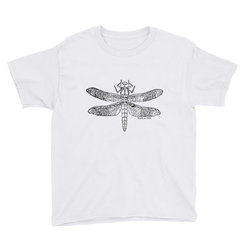 Youth Dragon Fly Short Sleeve T-Shirt