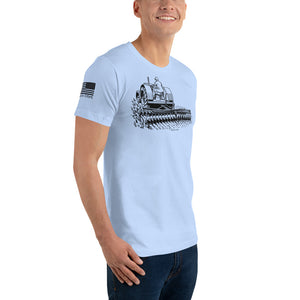 Perfect Farm Tractor and Plow T-Shirt