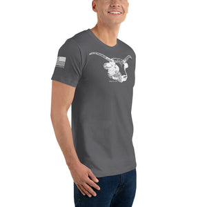Historic Cattle Man's T-Shirt