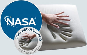 nasa viscoelastic foam or memory foam indentation is a serious issue for cot and cot bed baby mattresses