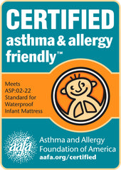 CERTIFIED asthma & allergy friendly