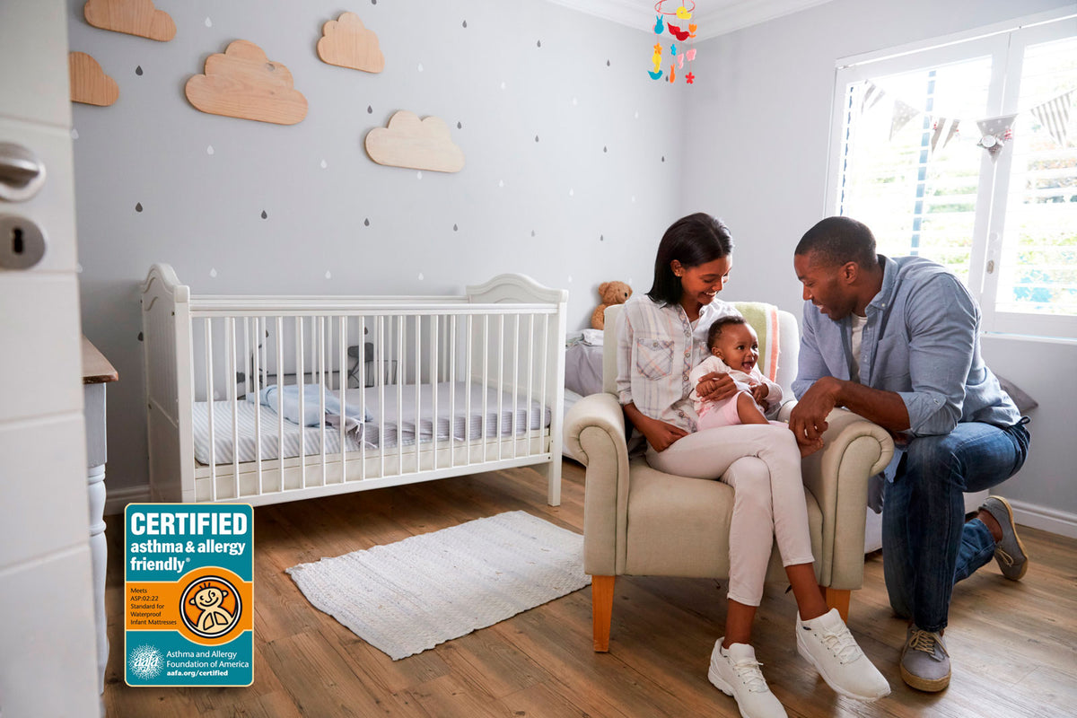 A healthier and better sleep environment for your baby using a pure zees baby mattress