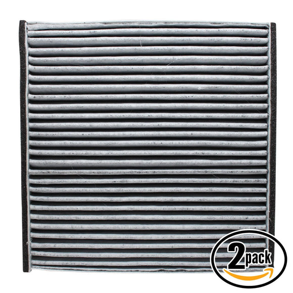 2-Pack Cabin Air Filter Replacement for 2004 Lexus ES330 V6 3.3 Car/Automotive