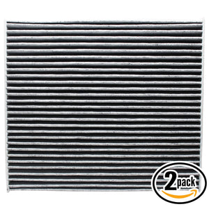 2-Pack Cabin Air Filter Replacement for 2011 Hyundai AZERA V6 3.3L 3342cc Car/Automotive