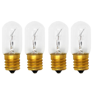 4-Pack Compatible Whirlpool 8206232A Light Bulb