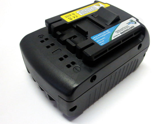 Bosch 18V Battery (1500mAh, Lithium-Ion)