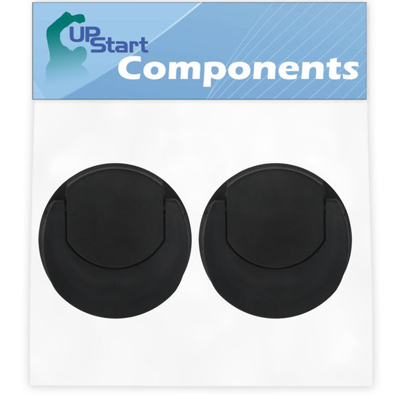 2 Pack UpStart Components Replacement Magic Bullet MB1001 Flip Top Travel Lid