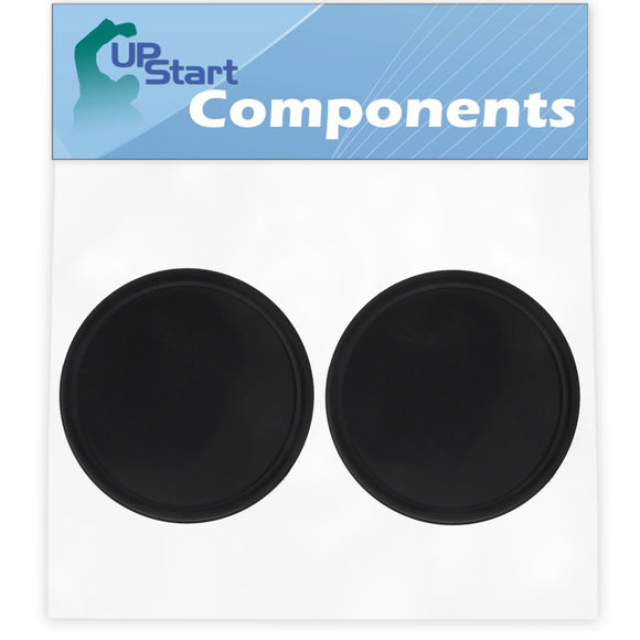 2 Pack UpStart Components Replacement Magic Bullet MB1001 Stay Fresh Lids