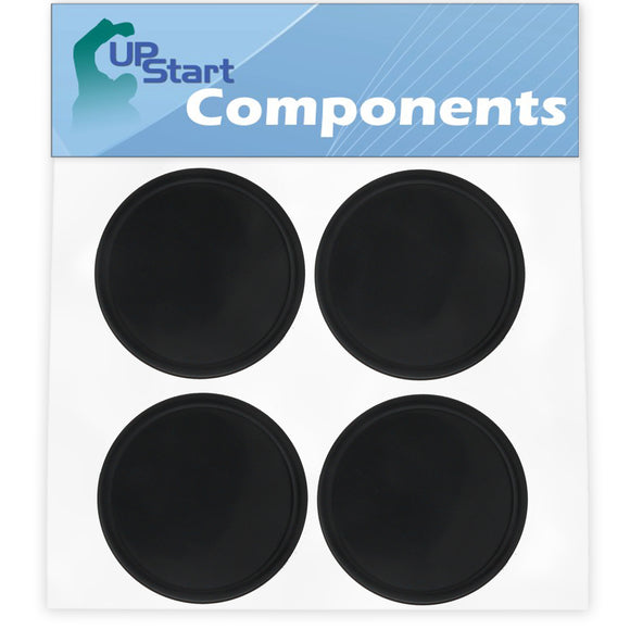 4 Pack UpStart Components Replacement Magic Bullet MB1001 Stay Fresh Lids