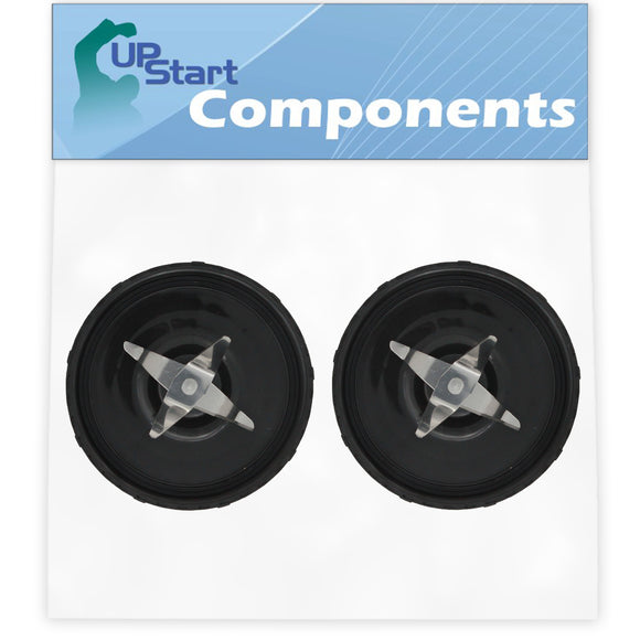 2 Pack UpStart Components Replacement Magic Bullet MB1001 Cross Blade