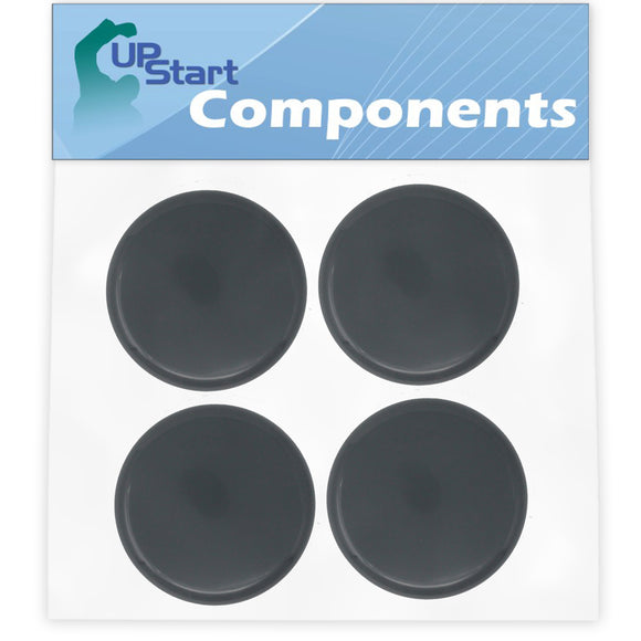 4 Pack UpStart Components Replacement NutriBullet Stay Fresh Resealable Cup Lids