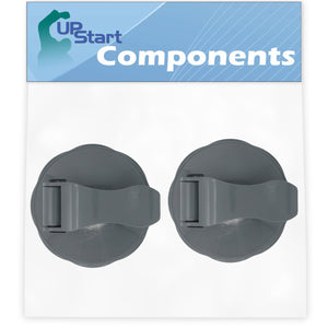 2 Pack UpStart Components Replacement NutriBullet Flip Top To-Go Lid