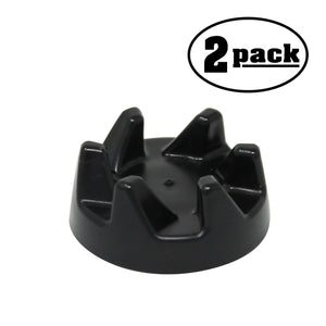 2-Pack Whirlpool WP9704230 Replacement Drive Coupling