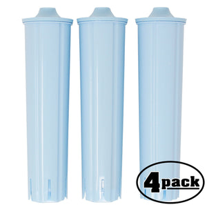 4 Replacement CF-CLEARYL-BLU Water Filter Cartridge for Jura Coffee Machine