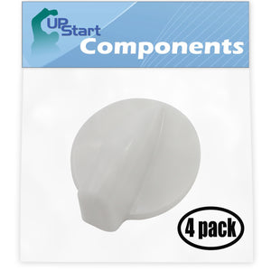 4 Replacement WP8181859 Timer Knob for Whirlpool Dryer