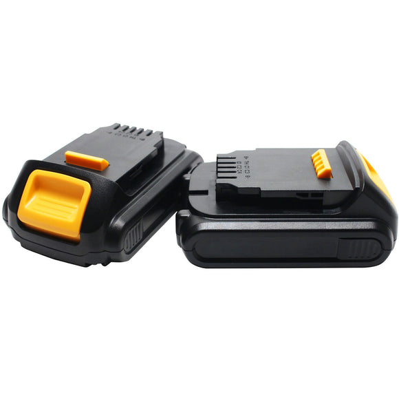 2-Pack - DeWALT DCK281D2 Battery Replacement