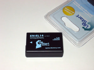 Nikon Coolpix P7000 Decoded Battery