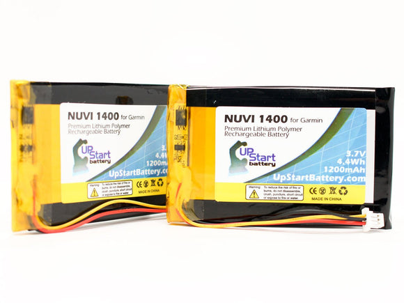 2x Pack - Garmin ED38BD4251U20 Battery