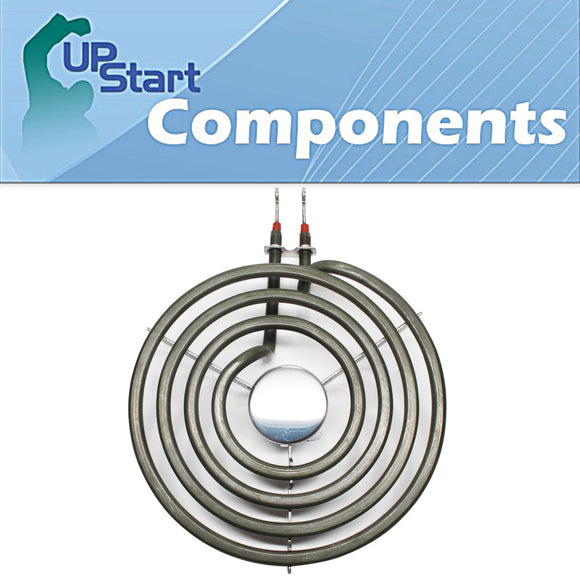 Replacement Admiral 665AH-CV 6 inch 4 Turns Surface Burner Element