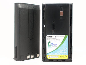 2x Pack - Kenwood KNB-14 Battery