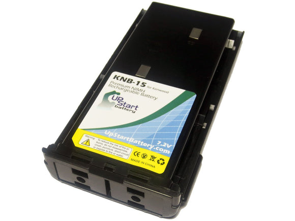Kenwood KNB-14 Battery (1300mAh, 7.2V, NI-MH)